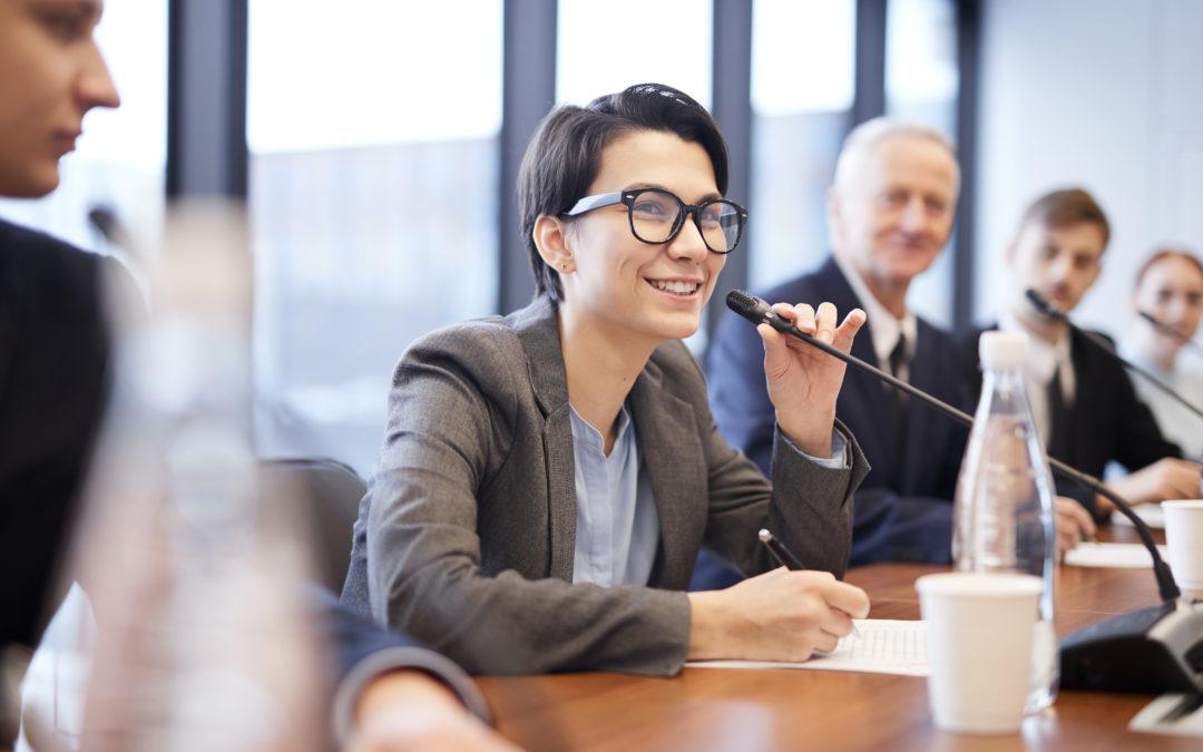 Directrices financières/Directeurs financiers : 5 conseils pour bien communiquer en interne